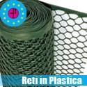 Reti in plastica