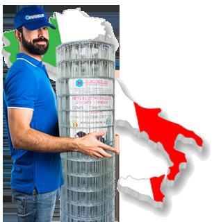 Spediamo in tutta ITALIA - Euroreti