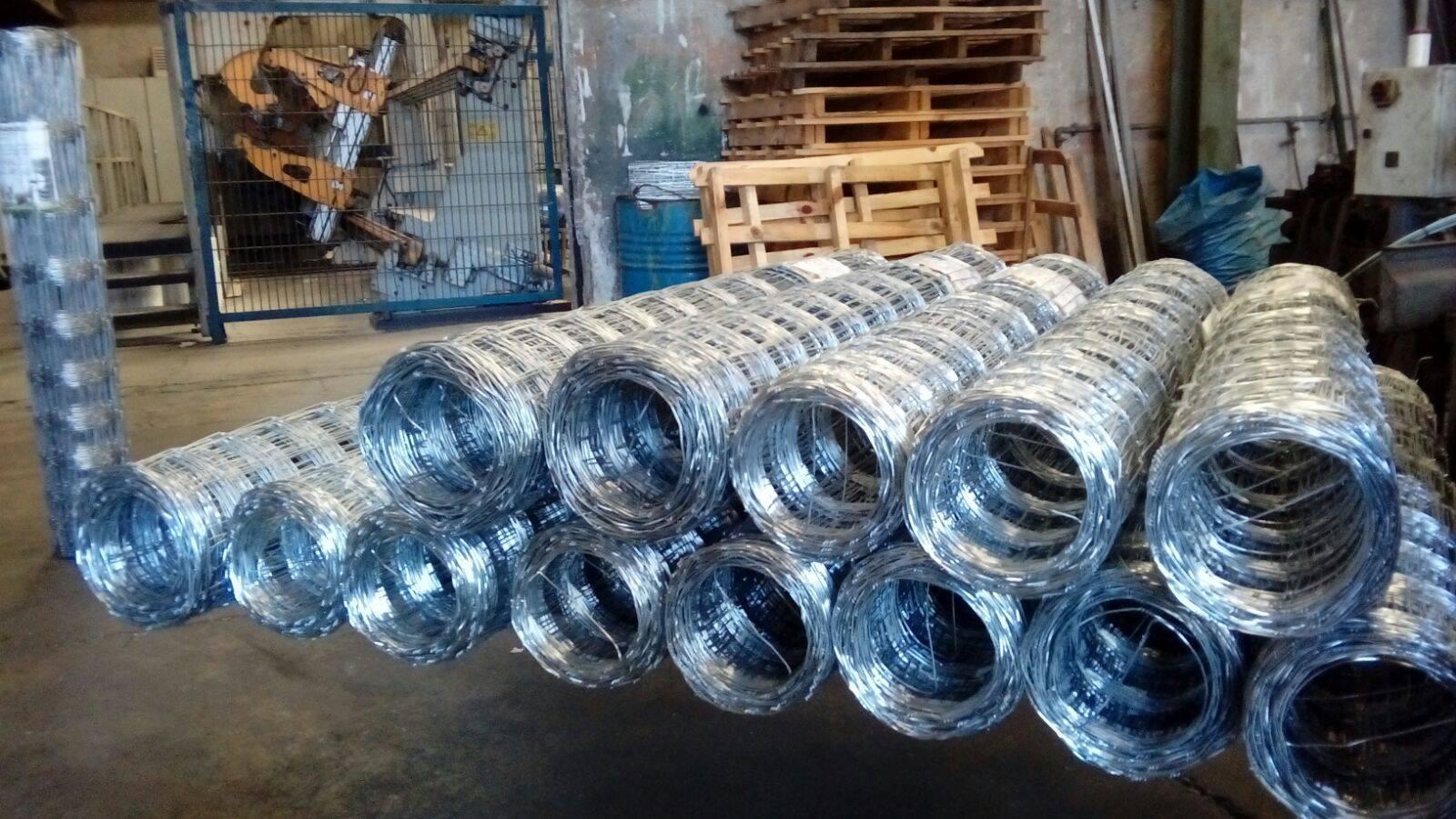 Reti e Pannelli - Reti Plastificate - Reti Zincate - Reti per l'Edilizia - Pannelli - Reti in plastica