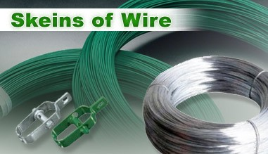 Skeins of Wire